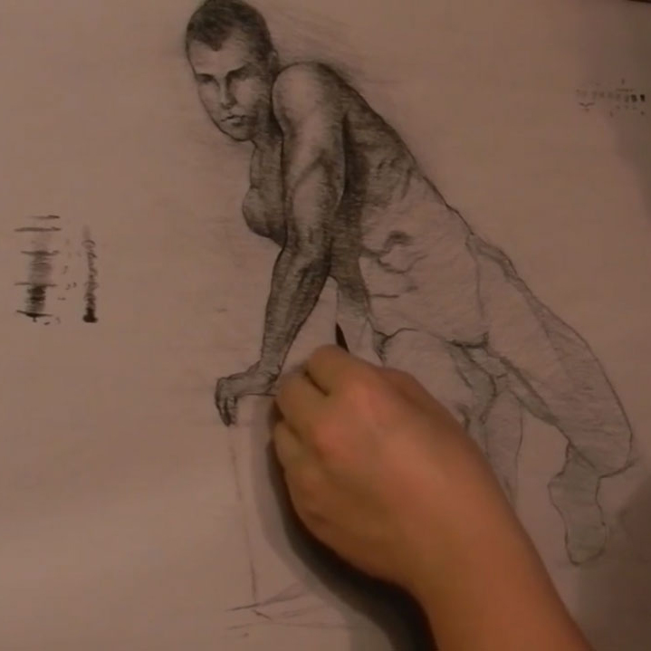 Figure Drawing Fundamentals Course by Adam Miconi