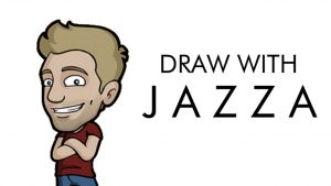 Draw With Jazza Logo